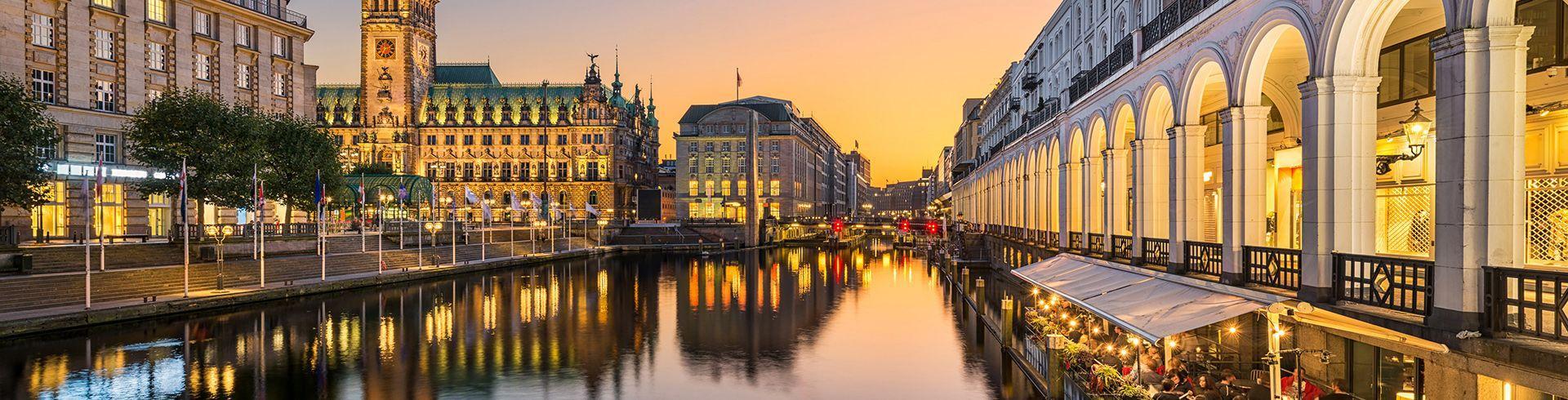 Hambourg Visite Ville