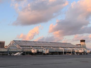 Terminal 1 - Ouverture