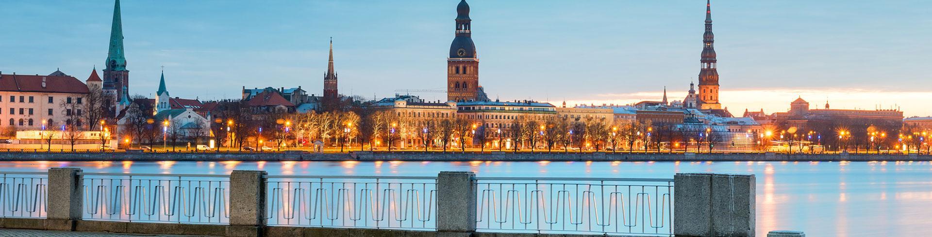 Car Rental Riga City Center