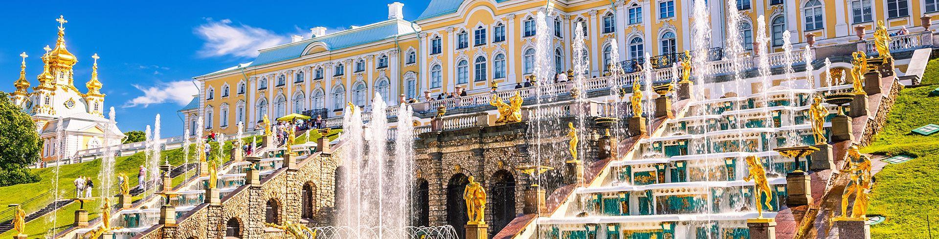 Vols Nice Saint Petersbourg Pas Cher S 233 Jour Saint