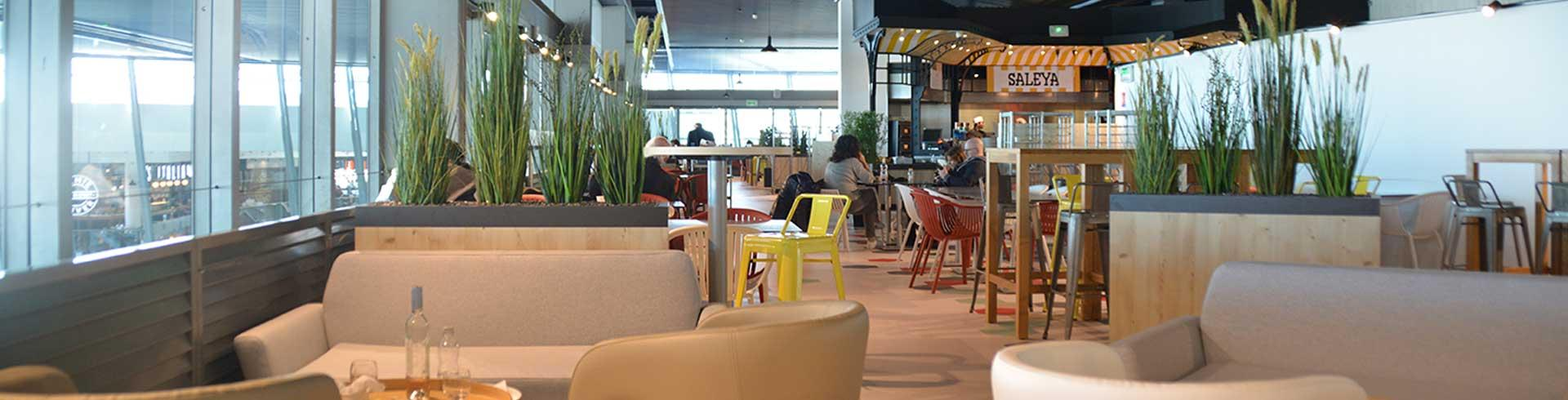 Restaurant Saleya comes to Terminal 2 Nice Côte d'Azur Airport