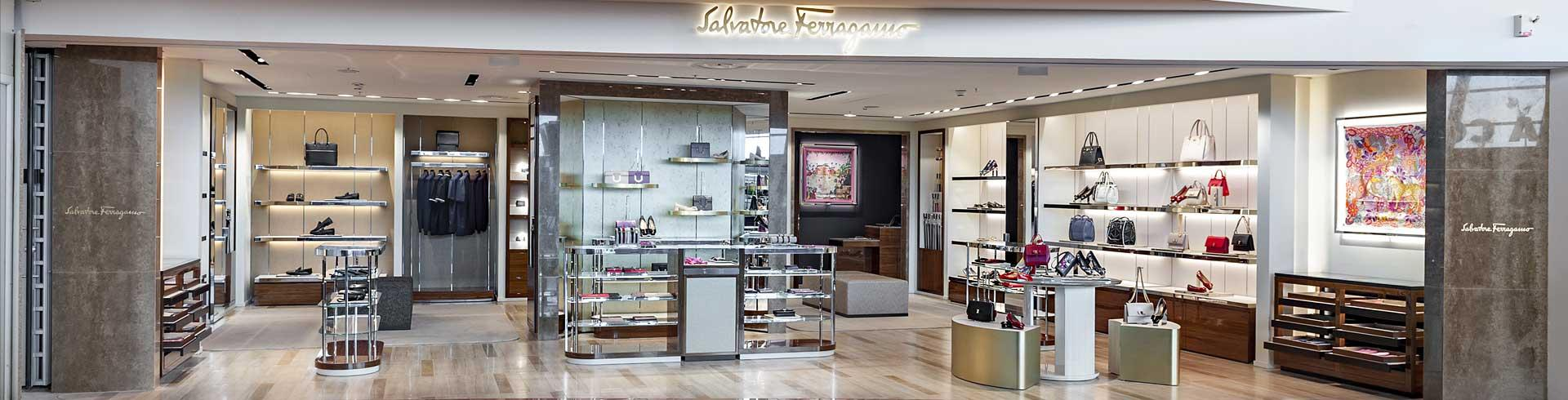 Boutique Salvatore Ferragamo