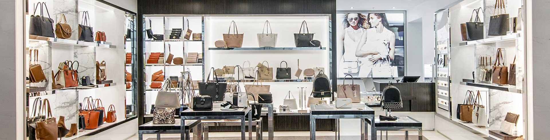 Michael Kors in Terminal 2 at Nice Côte d'Azur Airport