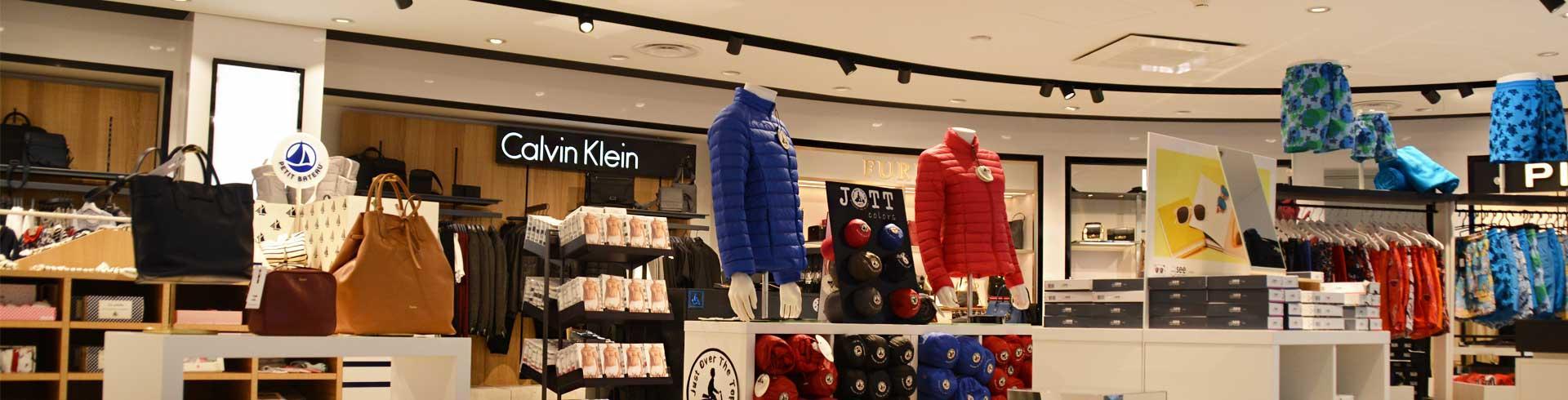b4707df2f6 Luxury Fashion Multibrand store   Mode   Accessoires   Terminal 2 ...