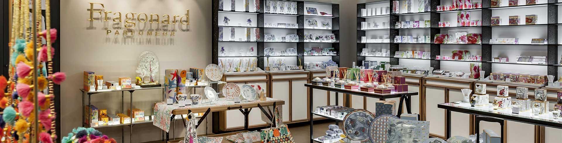 Fragonard Alcools Parfums Terminal 1 Boutiques Services