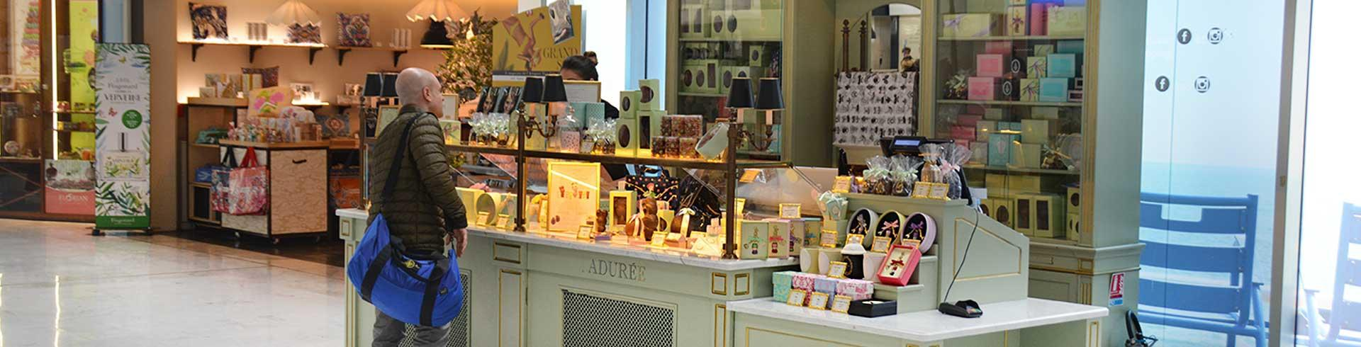 Ladurée the most Parisian of French tea rooms