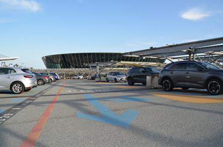 Parking P5 - Aeroport de Nice