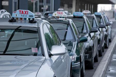 Taxis Aéroport de Nice